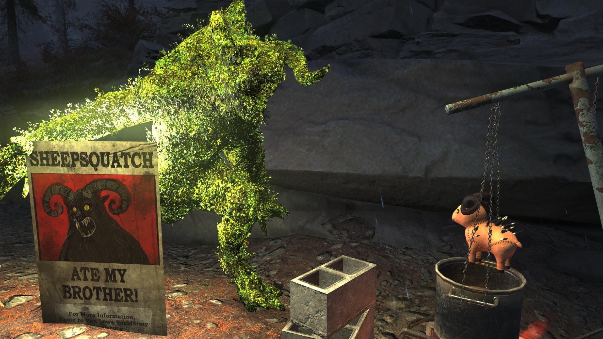 Печальная история ручного когтя смерти из Fallout 76