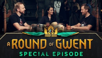 "Gwent: The Witcher Card Game - Праздничный выпуск шоу ""A ROUND OF GWENT"""