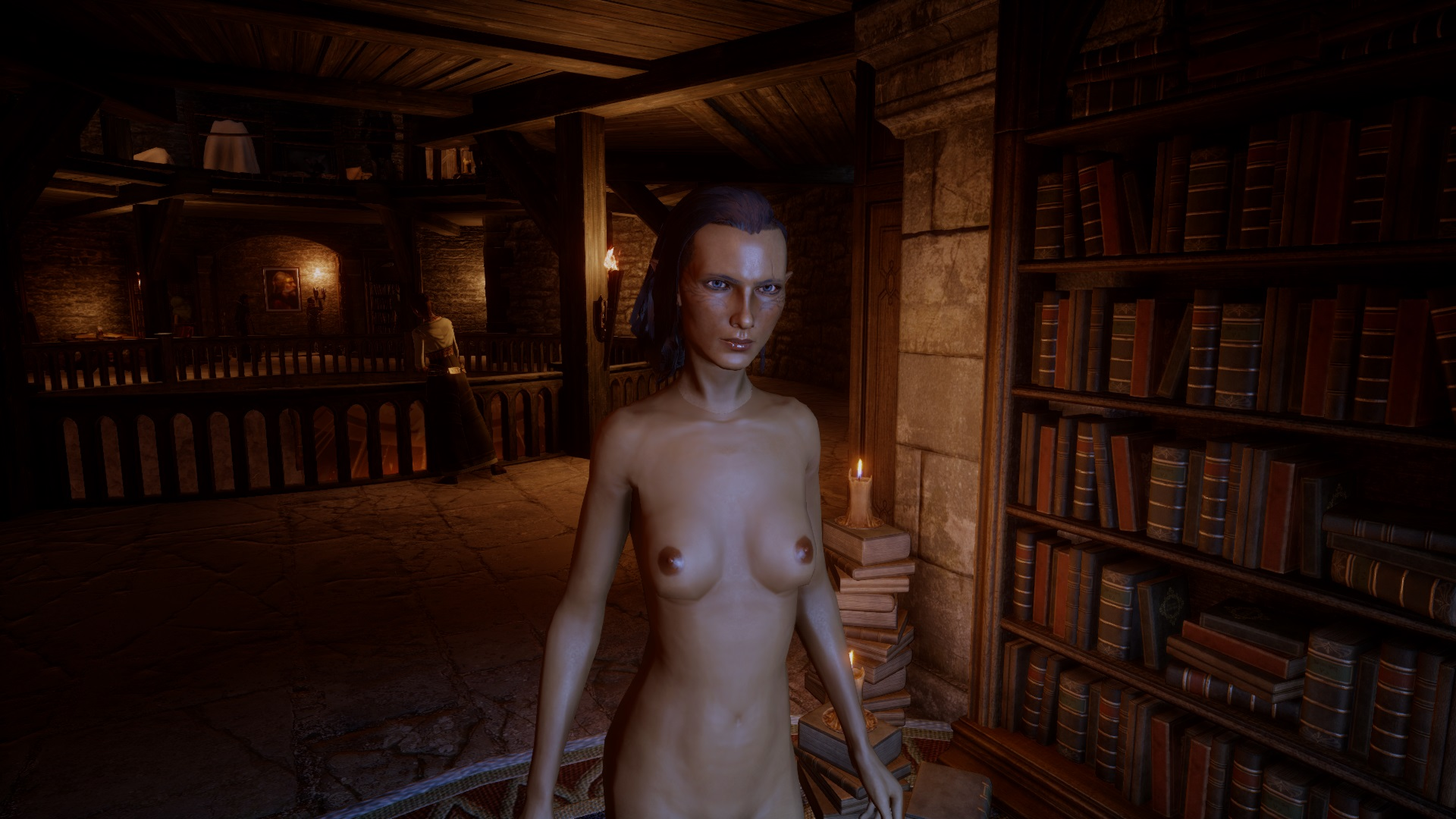 Dragon age inquisition sex mods naked videos