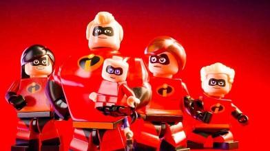 """Трейлеры геймплея LEGO The Incredibles знакомят с Cуперсемейкой и режимом """"Crime Waves missions"""""""