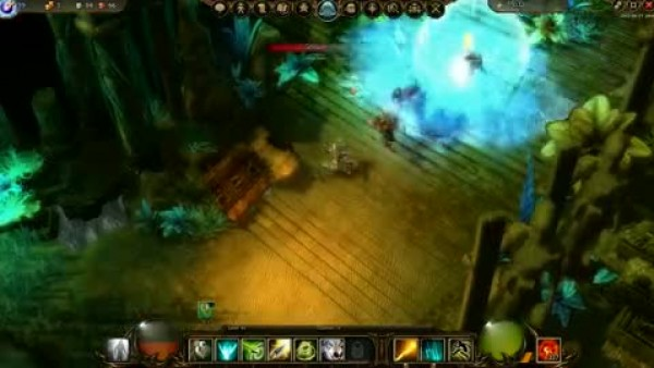 Drakensang Online Gameplay Trailer - Video Dailymotion