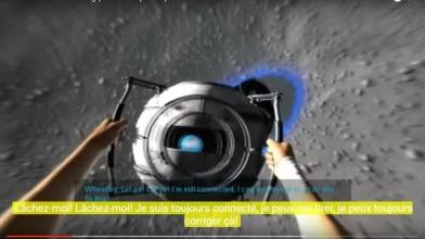 """Portal 2 """"альтернативная концовка перевод"""""""
