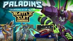 """Трейлер """"Боевого пропуска"""" онлайн-боевика Paladins: Champions of the Realm для Switch"""