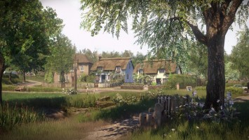 Новые скриншоты Everybody's Gone to the Rapture