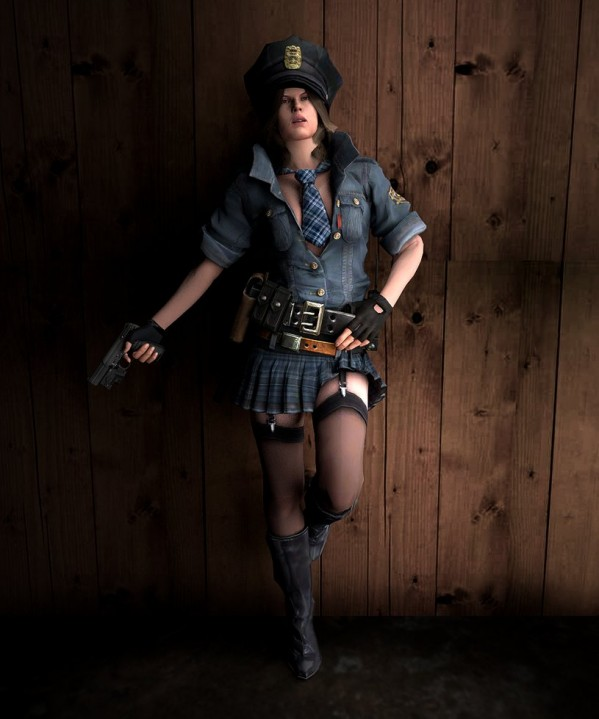 Resident Evil 5 Мод