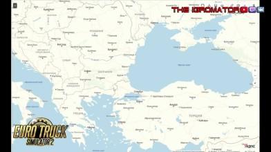 Euro Truck Simulator 2 - Что после Черного моря?