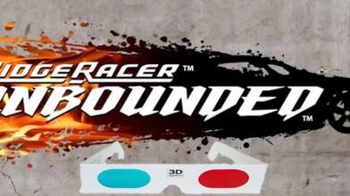 "Ridge Racer Unbonded - ""видеоподборка аварий в 3D""!"