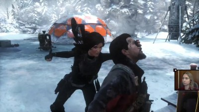 Rise of the Tomb Raider. Вот это поворот. #17 [PC] [LunoFox]