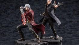 В Японии стартовал предварительный заказ двух новых фигурок Данте и Неро из Devil May Cry 5