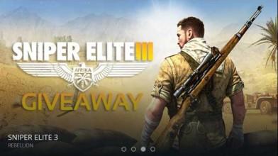Сервис Gamesessions раздает бесплатно игру Sniper Elite 3