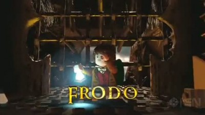 LEGO Lord Of The Rings Gamescom Trailer