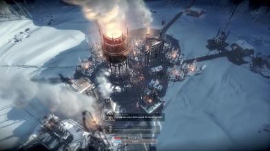 Вышло бесплатное DLC для Frostpunk - The Fall of Winterhome