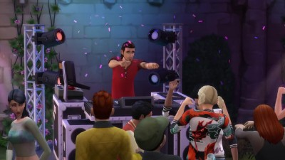 "The Sims 4 Get Together ""Трейлер анонса"""