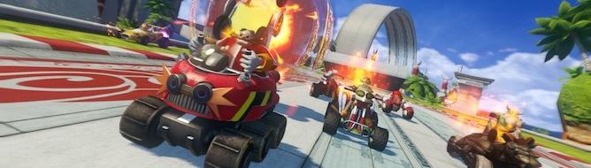 Новые оценки Sonic and All-Stars Racing Transformed