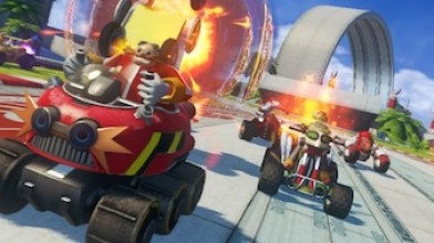 Новые оценки Sonic and All-Stars Racing Transformed