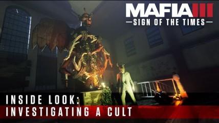 Подробности и дата выхода дополнения Sign of the Times для Mafia 0