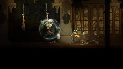Трейлер мрачного пиксельного боевика Dark Devotion