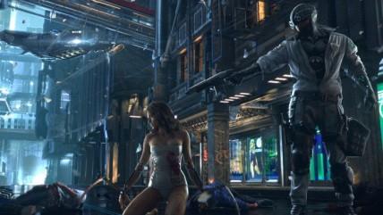 CD Projekt зарегистрировала в Европе торговую марку Cyberpunk