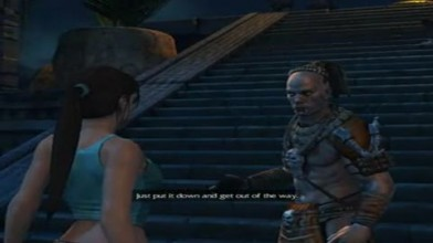 "Lara Croft and the Guardian of Light ""Temple of Light Speed Run (04:52)"""