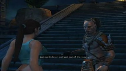 "Lara Croft and the Guardian of Light ""Temple of Light Speed Run (04:52)"""