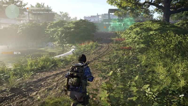 Технический анализ бета-версии The Division 2 на Xbox One X / PC от Digital Foundry