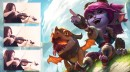 Tristana Theme - League of Legends Каве от JennPK