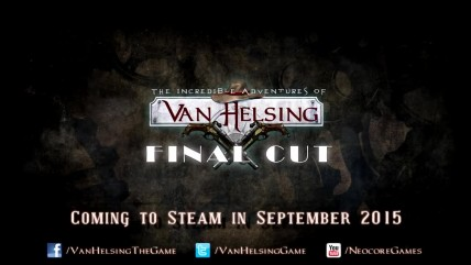 "The Incredible Adventures of Van Helsing: Final Cut ""Обзорный трейлер"""