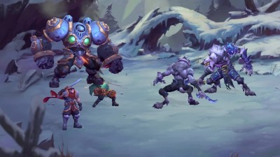 "Battle Chasers: Nightwar ""Трейлер 2"""
