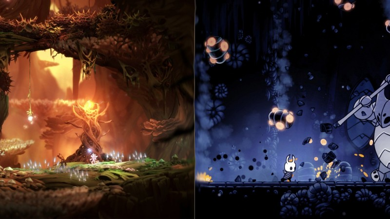 Ori vs. Hollow Knight