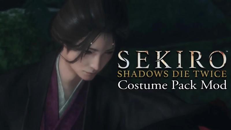 Новые костюмы для главного героя в Sekiro: Shadows Die Twice