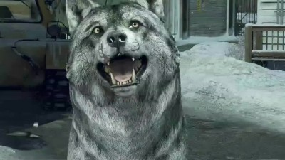 "Call of Duty Ghosts ""Трейлер The Wolf DLC"""