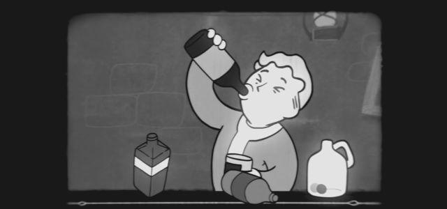 Игроки Fallout 76 придумали новое испытание - вызов Ядер-самогона