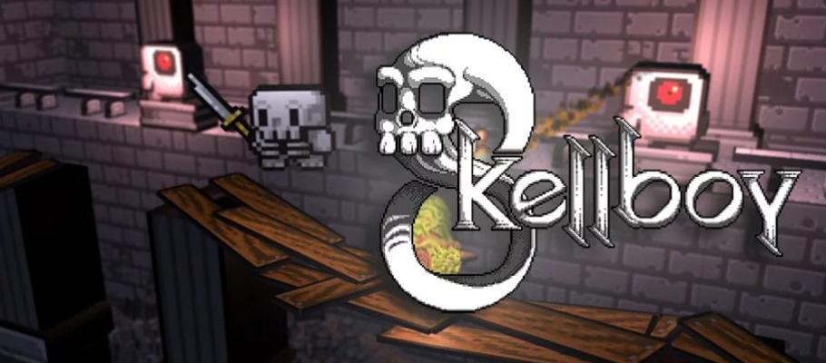 Восемнадцать минут игрового процесса Skellboy