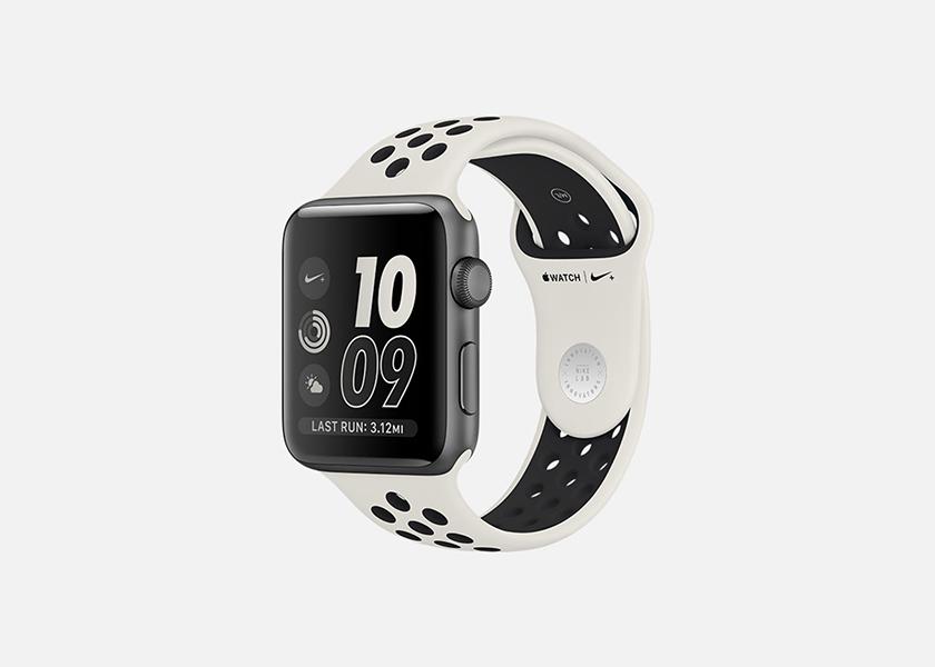 Nike представила новые Apple Watch