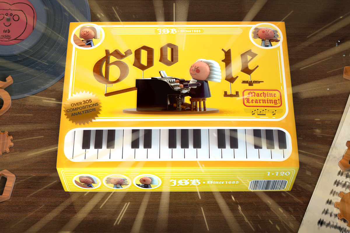 Новая игра от Google: с помощью ИИ пишите музыку в стиле Баха