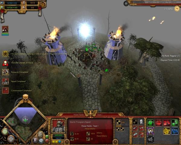 Warhammer 40.000 Soulstorm скачать