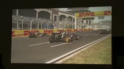 "F1 2011 ""Gamescom Trailer (Кам.)"""