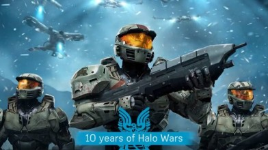 Разработчики Halo Wars поздравили фанатов с юбилеем игры, выпустив бесплатную карту