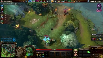 NewBee vs Virtus.Pro #1 - The International 5 Day 1 Group Stage (27.07.2015)