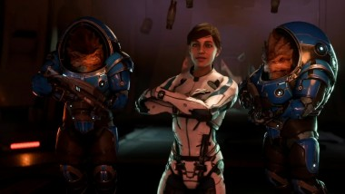 "Mass Effect: Andromeda ""О лицевой анимации"""