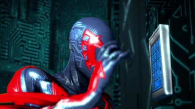 Batman beyond против spider-man 2099