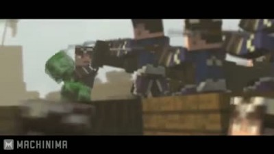 Assassin's Craft 3 - E3 Cinematic Trailer (Minecraft)