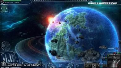 """Universum: War Front """"Свежий, космический геймплей"""""""