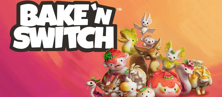 Кооперативная игра про приключения булочек Bake 'n Switch выйдет 10 сентября на Switch