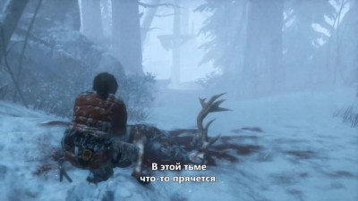 Rise of the Tomb Raider - Трейлер [RU]