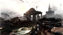 Скриншоты Switch-версии Metro Redux
