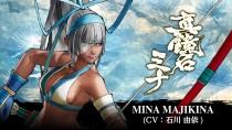 DLC-персонаж к Samurai Shodown Мина Маджикина получила новый трейлер и дату выхода