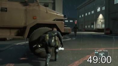 Обзор за Минуту - Metal Gear Solid V: Ground Zeroes | ProJared (RUS VO)