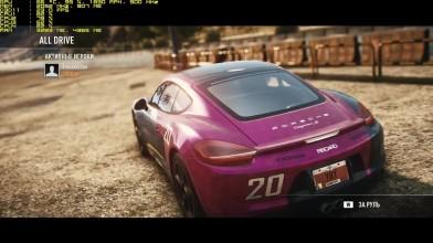 Тест Need for Speed Rivals запуск на слабом ПК (4 ядра, 4 ОЗУ, GeForce GTX 550 Ti 1 Гб)