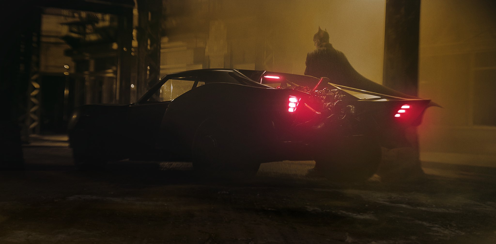 'Бэтмен' Мэтта Ривза получит спин-офф в виде сериала